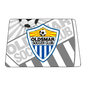 Oldsmar Soccer Club Custom Mouse Pad MP89-OSC