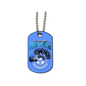 PBG Predators Custom Dog Tag DGTG-PBG