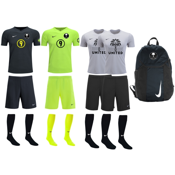 Palm Beach United - Adult Required Kit  PBU-ADKT