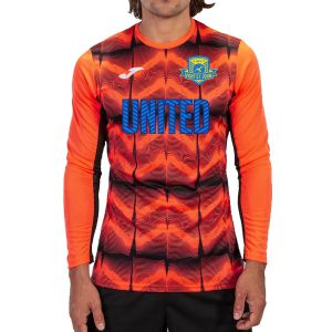 Port St. John United SC Joma Youth & Adult Derby IV Goalkeeping Jersey - Neon Orange PSJ-101301051