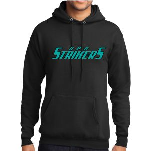 RPB Strikers Hooded Sweatshirt - Black PC78H-RPB