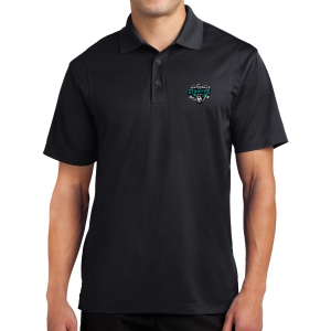 RPB Strikers Polo Shirt - Black ST650-RPB