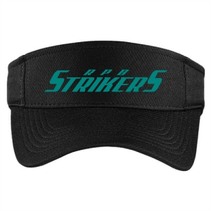 RPB Strikers Custom Visor - Black CP45-RPB