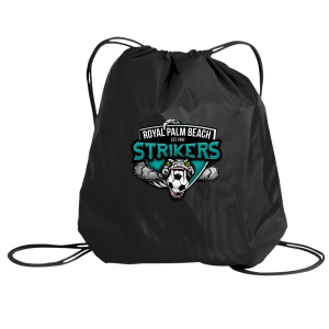 RPB Strikers Gymsack - Black BG85-RPB