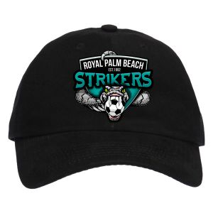 RPB Strikers Custom Hat - Black C913-RPB