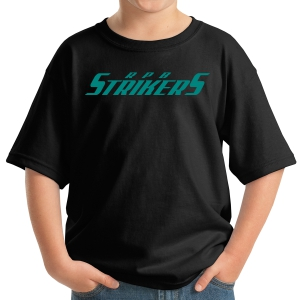 RPB Strikers Youth T-Shirt - Black 5000B-RPB