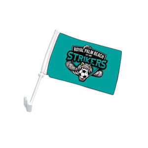 RPB Strikers Custom Car Flag CRFL-RPB