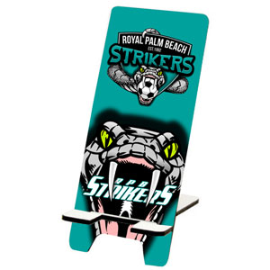 RPB Strikers Custom Cell Phone Stand CLSTD-RPB