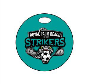RPB Strikers Custom Bag Tag BGTG-RPB