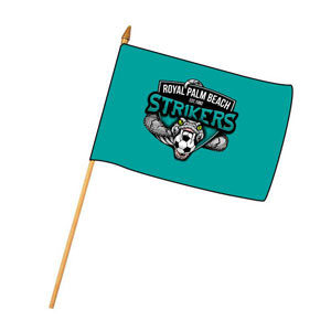 RPB Strikers Custom Mini Flag MNFL-RPB