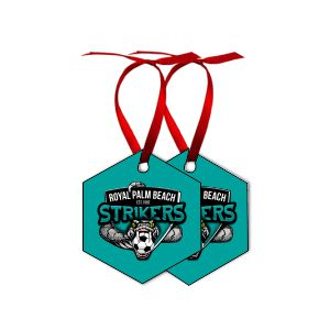 RPB Strikers Custom Holiday Ornament ORNM-RPB