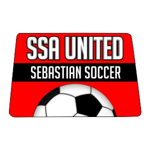 SSA United Mouse Pad SSAMouse