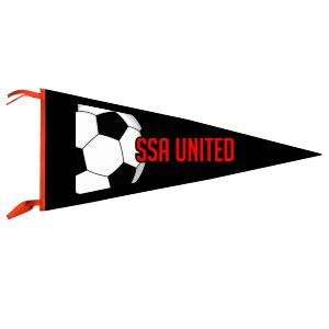 SSA United Hanging Pennants SSAPennants