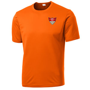 CFC Academy Select Training Jersey - Neon Orange ST350CFC-OR