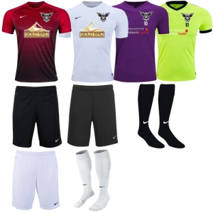 North Texas United FC Academy - Youth Required Kit TUFC-YTACKT
