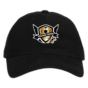 West Side United Custom Hat - Black WSU-C913