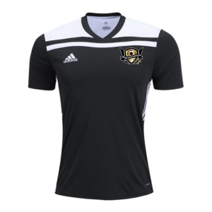 West Side United SC adidas Regista 18 Jersey - Black/White WSU-CE8967