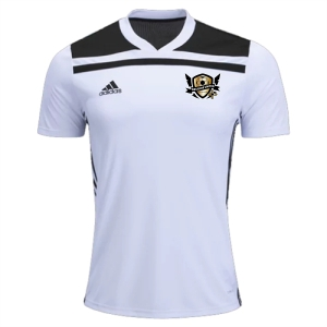 West Side United SC adidas Regista 18 Jersey - White/Black WSUSC-CE8968