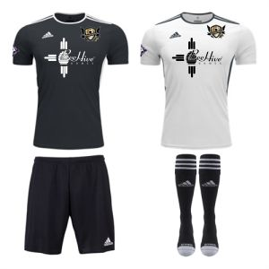 West Side United SC - Youth Rec Required Kit WSUSC-RECYTHKT