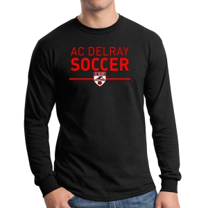 AC Delray Long Sleeve T-Shirt - Black11 AC-G5400