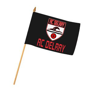 AC Delray Custom Mini Flag AC-MNFL