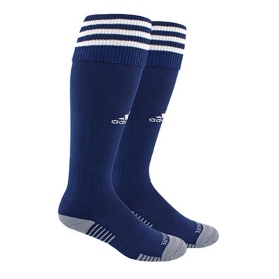 Golden Goal Sports adidas Copa Zone Cushion III Socks - Dark Blue/White GGS-5143272