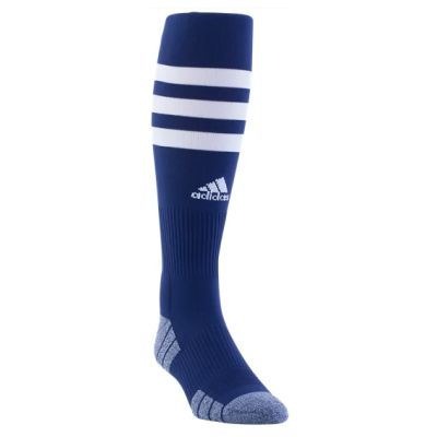 adidas 3 Stripe Hoop Socks - Navy/White 5149469