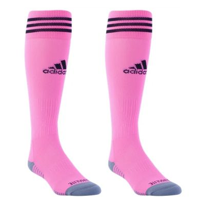 adidas Copa Zone Cushion IV Socks - Pink/Black CK8470