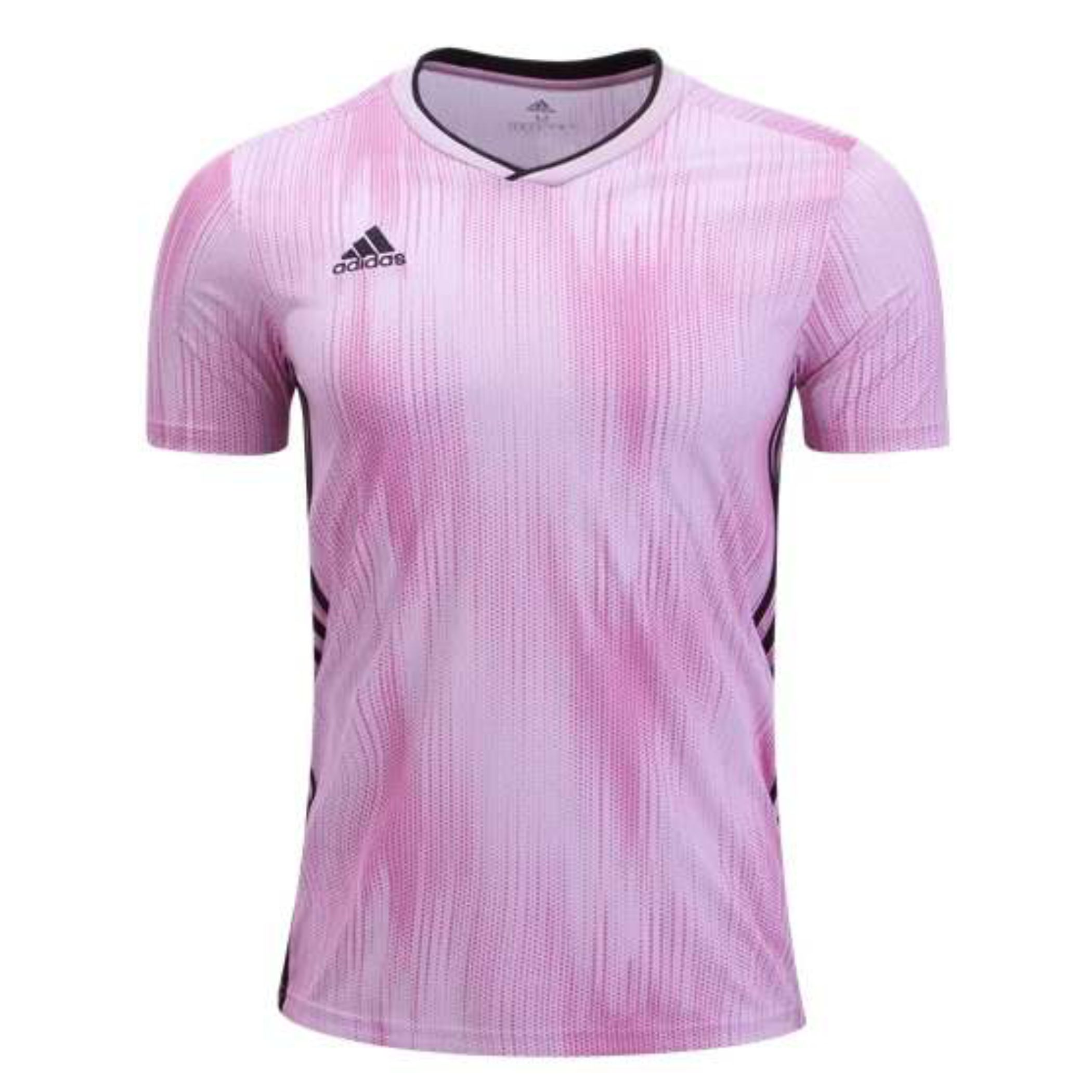 adidas Tiro 19 Jersey - Pink/Black