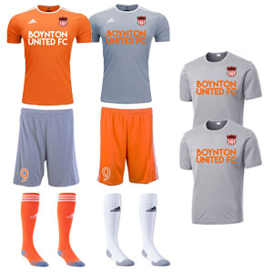 Boynton United FC - Adult Required Uniform Kit BUFC-ADUKT