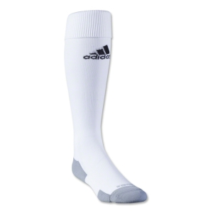 adidas Copa Zone Cushion IV Socks - White/White 5147310