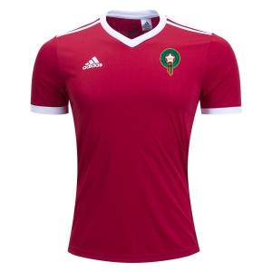 Morocco Home Fan Jersey 2018 CE8935-Morocco