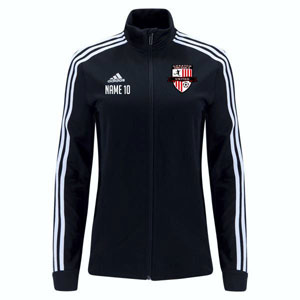 GOU adidas Women's Tiro 19 Training Jacket - Black/White GOU-D95929
