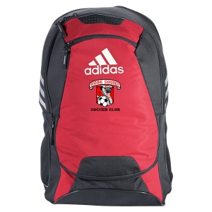 Hobe Sound Soccer Club adidas Stadium II Team Backpack - Red HSSC-5144035