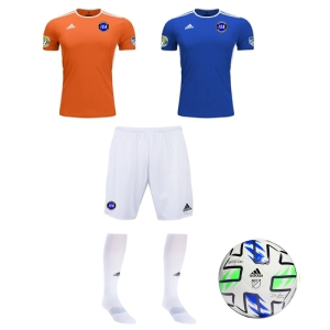 International Soccer Academy - Youth In House Required Kit ISA-YTKIHT19