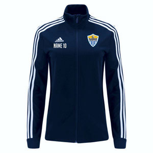 Oldsmar Soccer Club adidas Women's Tiro 19 Training Jacket - Navy/White DT5983-OLD