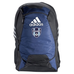 South Suburban Soccer Academy adidas Stadium II Team Backpack - Navy SSSA-5143985