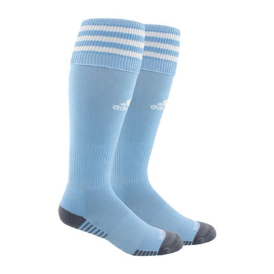 South Suburban Soccer Academy adidas Copa Zone Cushion IV Socks - Argentina Blue/White SSSA-5147302