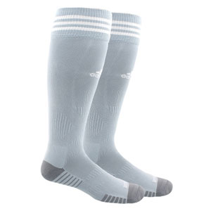 adidas Copa Zone Cushion IV Socks - Light Grey/White 5147309