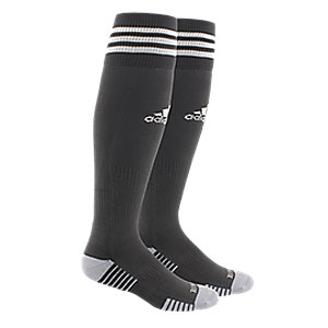 Oldsmar Soccer Club adidas Copa Zone Cushion IV Socks - Dark Grey/White OMSC-5147679