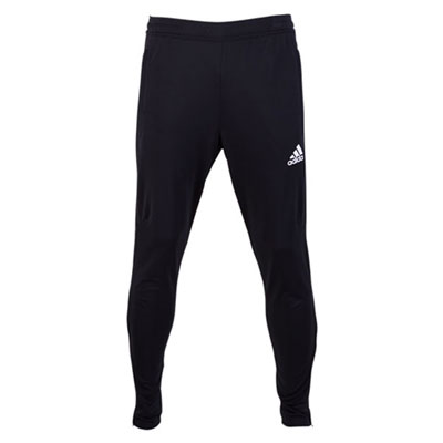 CFC Academy Select adidas Tiro 17 Training Pants - Black/White CFC-BK0348