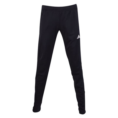 CFC Academy Select adidas Women's Tiro 17 Training Pants - Black/White CFC-BK0350