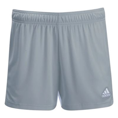 adidas Women's Tastigo 19 Shorts - Light Grey/White DP3170