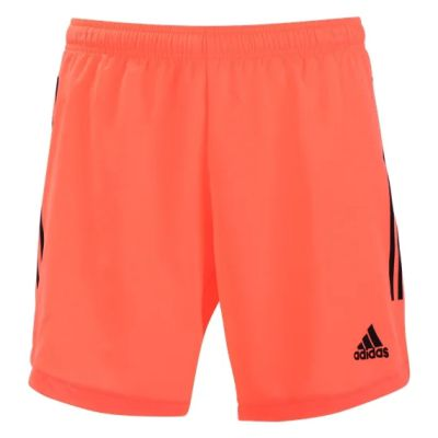 adidas Youth Condivo 20 Goalkeeping Shorts - Signal Coral/Black FM2698