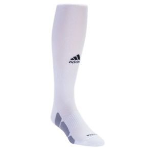 Jensen Beach Elite FC adidas Utility Knee Socks - White JBE-5140216
