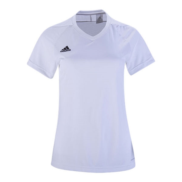 adidas Women's Tiro 17 Jersey - White/White BJ9095 ...