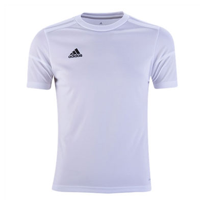 adidas Youth Squadra 17 Jersey - White/White BJ9197