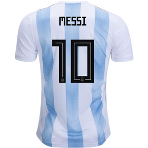 adidas Messi Argentina Home Jersey 2018 BQ9324-Messi