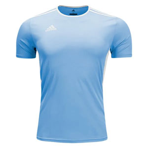 adidas Youth Entrada 18 Jersey - Light Blue CF1045