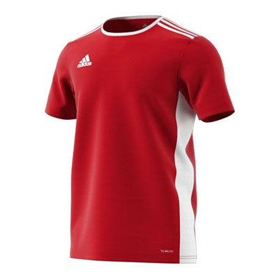 adidas Youth Entrada 18 Jersey - Red/White CF1050